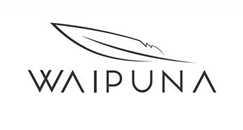 Beuteltasche von Waipuna aus hochwertigem Nylon mit Schlüsselanhänger camel / camel BP5kfa