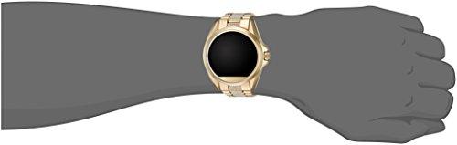 3dab5e084178 Michael Kors Access Touch Screen Gold Bradshaw Smartwatch MKT5002 ...