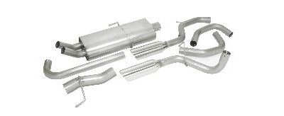 Mopar P4510464 Cat-Back Exhaust System