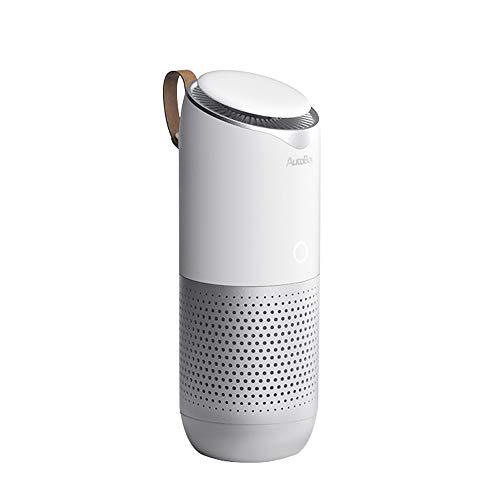 Vogvigo Car Air Purifier Portable Car Car Air Freshener,Remove Cigarette Smoke Odor Smell Ionic Air Purifier for Auto/RV/Home/Office by Vogvigo