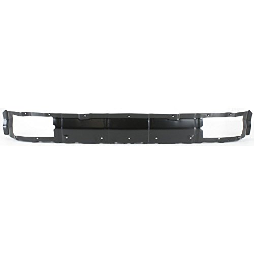 Bumper Reinforcement compatible with Mitsubishi Mitsubishi Montero Sport 97-04 Rear Steel Primed