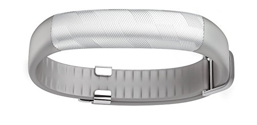 UP2 Activity Tracker, Light Grey + Activty Tracker + Sleep Tracker Slate Grey + Case (Newer Model) Upgraded version by Jawbone