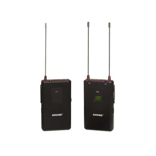 Shure FP15 Combo Wireless System, G5 by Shure