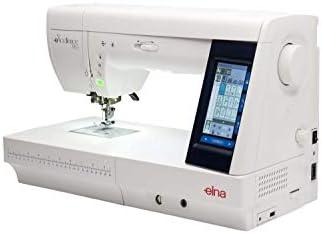 Máquina de coser Elna Excellence 780 – Garantía 5 años: Amazon.es ...