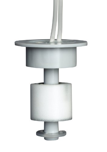 - Madison M8000-C Polypropylene HVAC Series Condensate Level Switch with Vent Hole Plugged, 30 VA SPST, 3/4