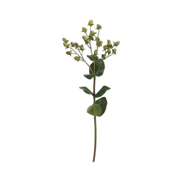 24.5″ Hypericum Spray x3 w/Lvs. Green (Pack of 12)