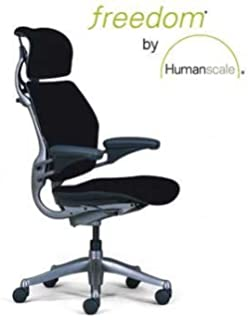 Amazon.com: Humanscale Freedom Headrest Chair - Wave: Home & Kitchen