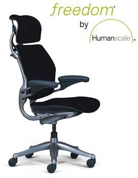 Humanscale Freedom Task Chair Graphite Frame Headrest Standard Gel Armrests Standard Seat  sc 1 st  Amazon.com : humanscale task chair - Cheerinfomania.Com