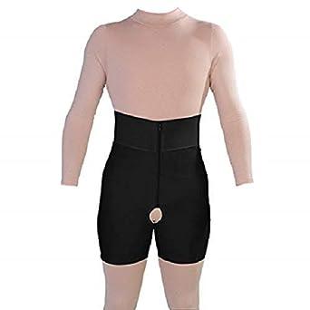 Male Brief Mid Calf Style 12MC ContourMD Post Lipoplasty Liposuction Surgery Recovery
