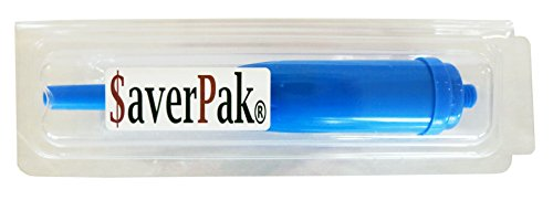 $averPak Single - Includes 1 Seychelle STANDARD Replacement Filter for the 20oz Sports Bottles (Blue) (Saltwater To Drinking Water compare prices)