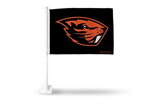 NCAA Oregon State Beavers Car Flag Rico Industries Inc. FG510307