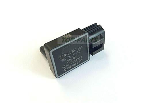 EXHAUST DIFFERENTIAL PRESSURE DPF SENSOR 6G9N-5L200-AA LR023134 C2Z6459: