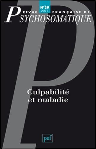 En ligne téléchargement Revue francaise de psychosomatique 2011 - n° 39 pdf epub