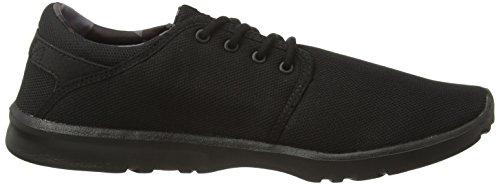 Etnies Scout, Sneakers Basses Homme Noir (Black Grey Black 005)