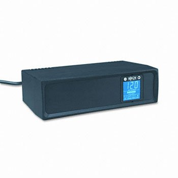Smart Pro Lcd Ups 1000va 120v 5-15p Line-Int 8out Tel Coax Usb