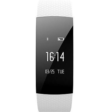 A89 uomo intelligente braccialetto   SmartWatch   frequenza cardiaca   sangue ossigeno   pressione sanguigna monitoraggio affaticamento per IOS Android APP , oro