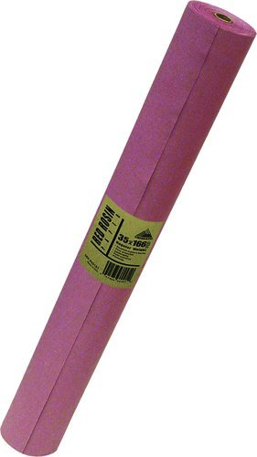 Trimaco Llc RF36 35-Inch by 166-Feet Rosin Flooring Paper, Red