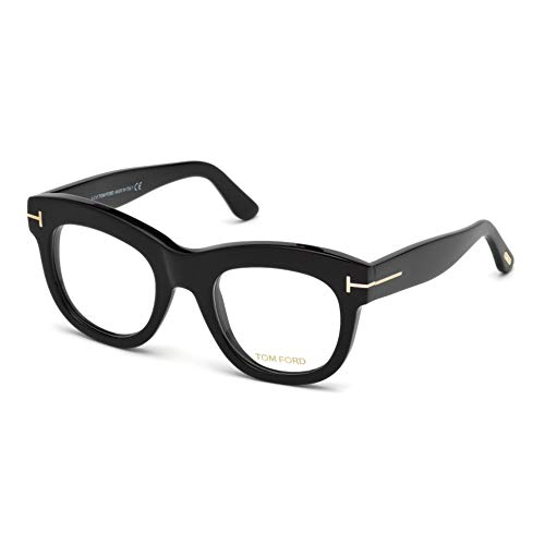 d163805a6edf Tom Ford FT5493 Eyeglasses w Demo Clear Lens (Shiny Black) - Buy Online in  KSA. Apparel products in Saudi Arabia. See Prices