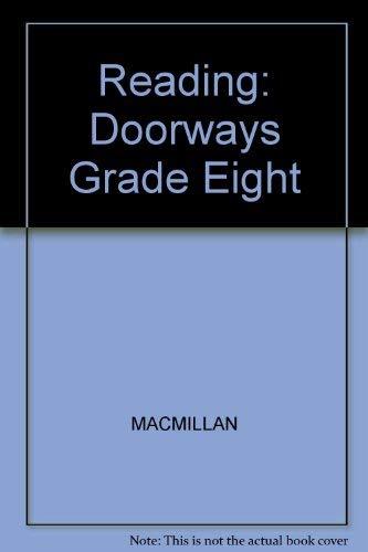 Doorways (Connections, Macmillan reading program)