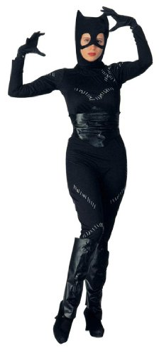 Batman And Catwoman Costumes (Catwoman Costume, Adult)