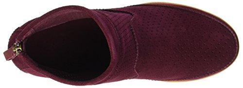 Sko Bjørnen Dame Emmy S Stiefel Rød (194 Bordeaux) NoSUFe502