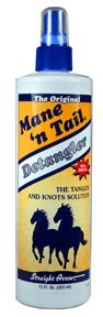 Mane 'n Tail Detangler 12 oz. Spray (Case of 6) (Mane N Tail Spray)