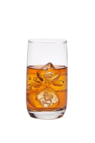 12 oz soda glass - 2