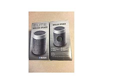 Amazon com: Shen Zhen DNS 18WMS014 - GRY Wireless Bluetooth Speaker