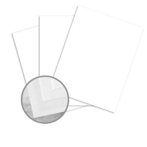 Via Smooth 100% PC Cool White Paper - 8 1/2 x 11 in 70 lb Text Smooth 500 per Ream