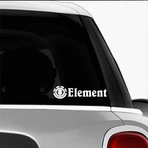 Element SK8//Surf//Snow//Water//Bike//Brands Automotive Decal//Bumper Sticker
