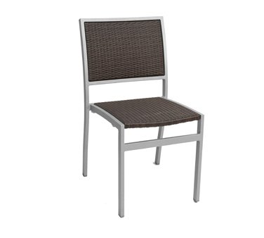 Florida Seating St. Augustine Side Chair stackable - - Florida Seating