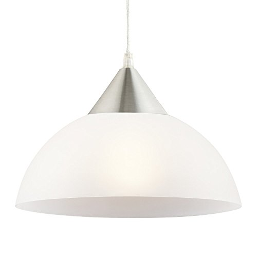 Globe Electric 64413 Amris1-Light Plug-In Pendant, 15 Foot