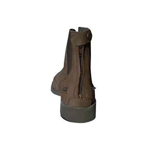 Nubuck Boots equitación nbsp;CHOCOLATE capitoleen 44 RqqBZwH