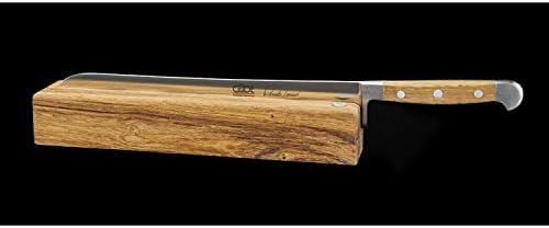 Güde Messerhalter Eiche massiv Messerblock E001/32, Holz