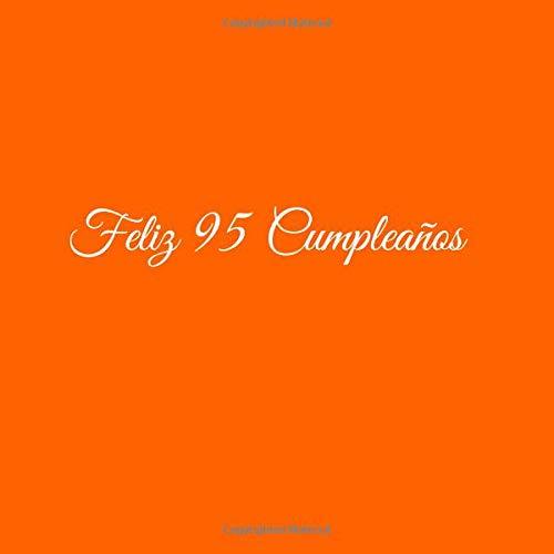 Amazon.com: Feliz 95 cumpleaños: Libro De Visitas 95 Años ...