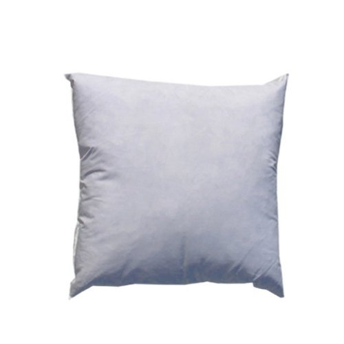 Famous Maker 18 x 18 Indoor/Outdoor Poly Fill Pillow Form, Pink/Ivory Fabric.com PIL-022
