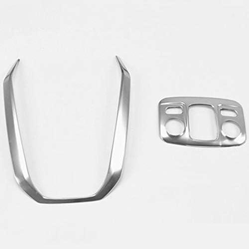 Semoic Lettura della Struttura Leggera della Cornice di Copertura Interni Cornici Che Designa Gli Accessori da Auto per 3008 GT 5008 GT 2017-2019