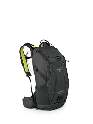 Osprey Packs Zealot 15 Hydration Pack, Carbide Grey, Medium/Large