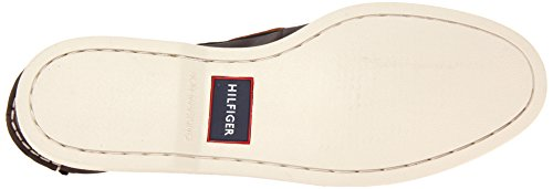 Tommy Hilfiger Heren Bono Oxford Brown Natural Leather