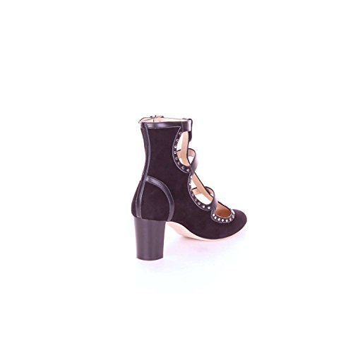Ankle Choo Jimmy HARTLEY65 Boot Schwarz Damen ESZgYqw
