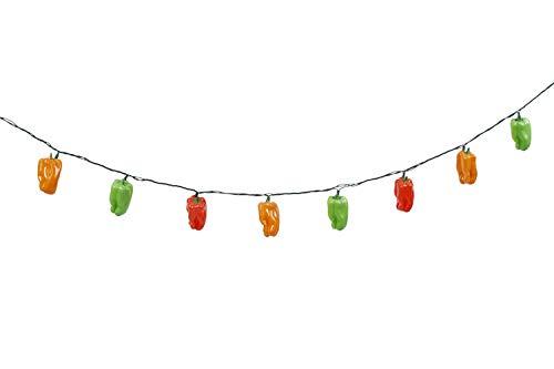 (DEI Pepper String Lights, Tri-Color)