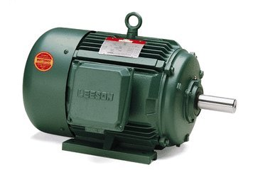 10 hp 1760 RPM 215T Frame 208-230/460 Volts TEFC Leeson Electric Motor # B199013