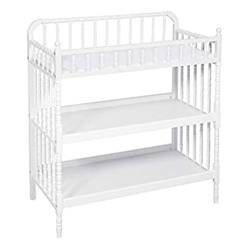 Image of Baby DaVinci Jenny Lind Changing Table, White