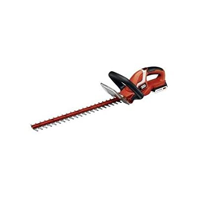 Factory-Reconditioned Black & Decker LHT2220R 20V MAX Cordless Lithium-Ion 22 in. Dual Action Electric Hedge Trimmer