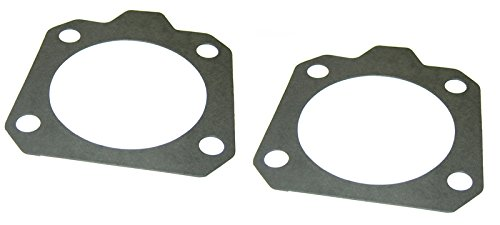 64-74 GM Rear Axle Housing Drum Brake Backing Plate Gasket Seal Gaskets Pair OEM (E-5-2)