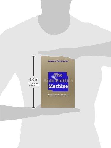 ferguson anti politics machine