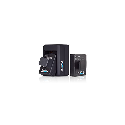 GoPro Dual Battery Charger for HERO3+/HERO3)
