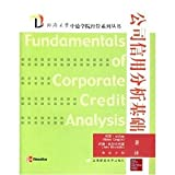 img - for company based credit analysis book / textbook / text book