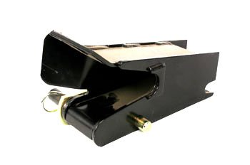67858 Western Snowplows D/S Receiver Mount