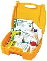 BODY FLUID DISPOSAL KIT (6 APPLICATIONS) K396 By Best Price Square